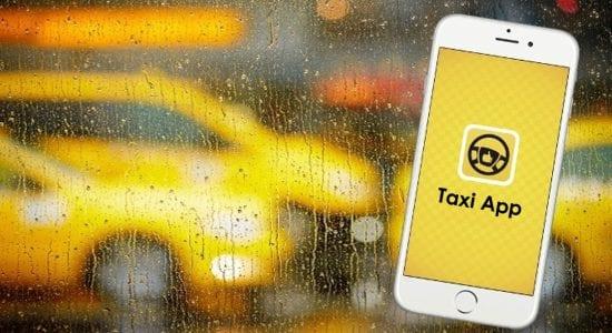 Создание приложений для такси