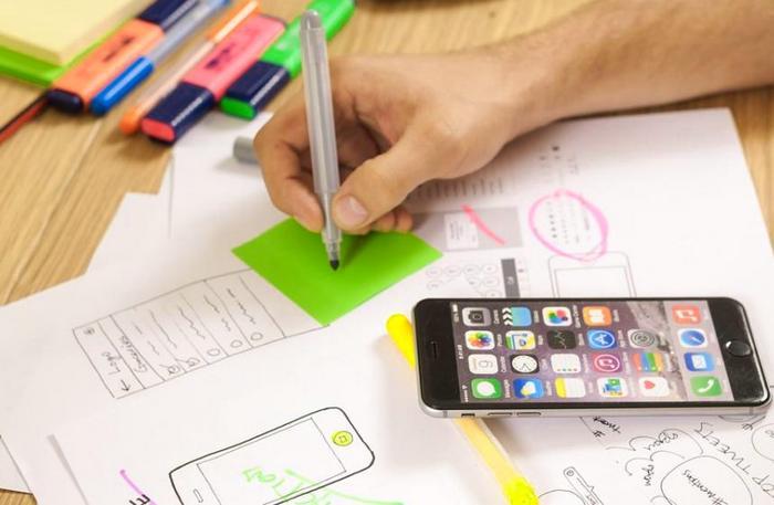 проектирование мобильного приложения