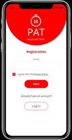 мобильное приложение PAT